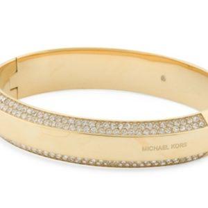 MICHAEL KORS Crystal Accent Bracelet
